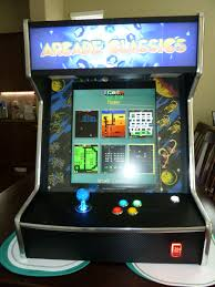 Bartop Arcade Cabinet Kit by The Arcade Shop At Gameroom Designs Arcade Systems Kits Parts