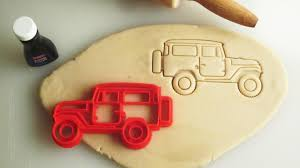 Toyota FJ40 Land Cruiser Cookie Cutter Decopac Fire Truck Cake Topper Sweet Baking Supply Cristins Cookies November 2014 Amazoncom Grandpas Old Farm Pickup Cookie Cutter Kitchen Ems Medical Page 1 Ecrandal Handmade Copper Cookie Cutters Custom Made 3d Printed Traffic Tools Train Behance Ambulance 100 Set Mumma Cakes Bake At Home Kits Rm Cookiesandwich Zulily Fighters To The Rescue With