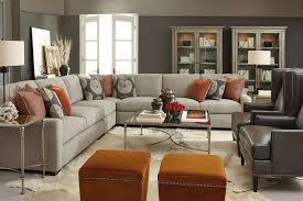 Bernhardt Cantor Sectional Sofa by Room Settings Bernhardt