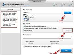 how to unlock iPhone 5 backup