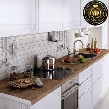 moderne landhausküche ariane massivholzküche küchenzeile weiß mit patina weiß hochglanz