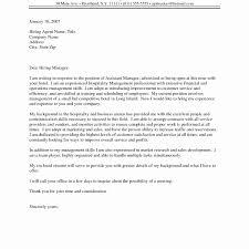 Research Chef Cover Letter Unique Letters Non Profit Executive