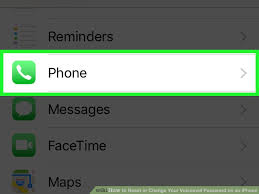 How to Reset or Change Your Voicemail Password on an iPhone