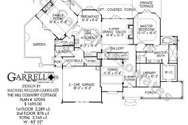 Hill Country Cottage House Plan Plans By Garrell