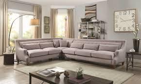Kenton Fabric 2 Piece Sectional Sofa by Elliot Sectional Sofa Eliot Corner Sectional Joybird Dazzle