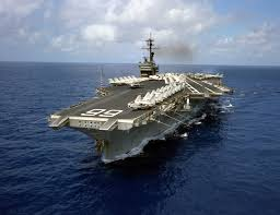 Uss America Sinking Location by U S S America Cvn 66 My Second Ship 82 85 Sea Power