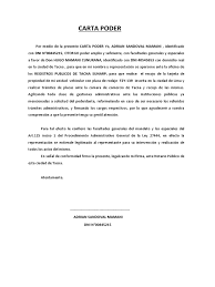 Marccuz Recompra Infonavit CARTA PODER
