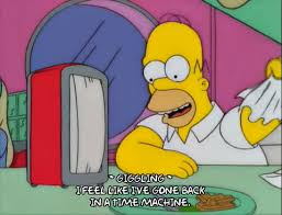 Playing Homer Simpson GIF Find & on GIPHY