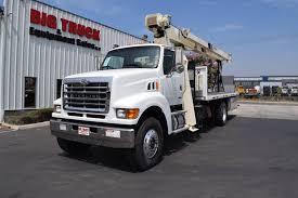Knuckle Booms & Crane Trucks For Sale At Big Truck & Equipment Sales
