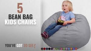 Top 10 Bean Bag Kids Chairs [2018]: Oversized Bean Bag Chair In Steel Grey  - Machine Washable Big Ultimate Sack Kids Bean Bag Chairs In Multiple Materials And Colors Giant Foamfilled Fniture Machine Washable Covers Double Stitched Seams Top 10 Best For Reviews 2019 Chair Lovely Ikea For Home Ideas Toddler 14 Lb Highback Beanbag 12 Stuffed Animal Storage Sofa Bed 8 Steps With Pictures The Cozy Sac Sack Adults Memory Foam 6foot Huge Extra Large Decator Shop Comfortable Soft