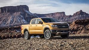 Reinvented Ranger Pickups Will Move Ford Into Midsize Truck Market ...