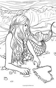 Amazon Magic Minis Pocket Sized Fairy Fantasy Art Coloring Book Vol 5 By Detailed PagesPrintable Adult