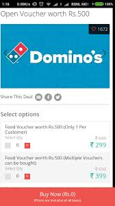 Deals & Offers For You: Dominos Voucher Worth Rs.500 At Just ... Online Vouchers For Dominos Cheap Grocery List One Dominos Coupons Delivery Qld American Tradition Cookie Coupon Codes Home Facebook Argos Coupon Code 2018 Terms And Cditions Code Fba02 Free Half Pizza 25 Jun 2014 50 Off Pizzas Pizza Jan Spider Deals Sorry To Interrupt But We Just Want Free Promo Promotion Saxx Underwear Bucs Score Menu Price Monday Malaysia Buy 1 Codes