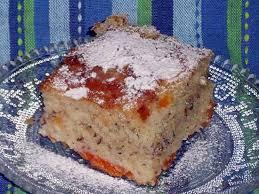 recette dessert avec yaourt recette de gâteau au yaourt amandes et abricots rapide et délicieux