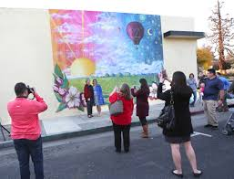 Big Ang Mural Unveiling by Downtown Campbell Reveals New Art