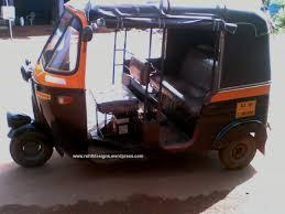 100 Auto Re Bajaj RE Passenger Threewheelers Aye Rickshaw