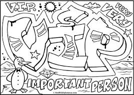 Graffiti Coloring Pages Names Free Online Printable Sheets For Kids Get The Latest Images