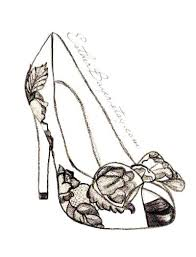 How To Draw Fashion Illustration Shoes
