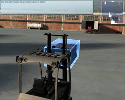 100 Forklift Truck Simulator 2009 Game Screenshots At Riot Pixels Images