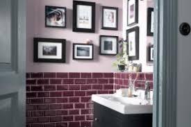 badezimmer farbige wände living at home