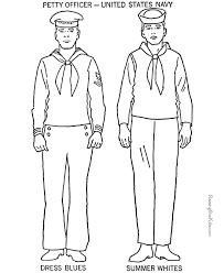 Military Coloring Pages To Print
