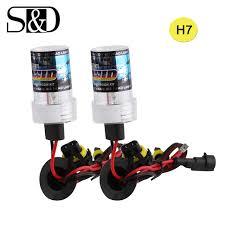 aliexpress buy 2pcs hid xenon h7 headlight bulbs replacement