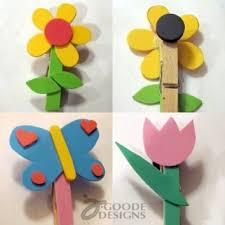 Simple Spring Crafts For Kids 3 Funnycrafts