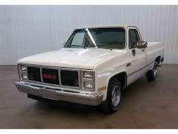 1985 To 1987 GMC Sierra For Sale On ClassicCars.com For Sale 2012 Gmc Sierra Z71 4x4 1500 Slt Truck Crew Cab Has Callaway Sc560 For Sale Cars Usa Reviews Specs Prices Top Speed 1985 To 1987 On Classiccarscom 2015 Overview Cargurus 6in Suspension Lift Kit 9906 Chevy 4wd Pickup Gmc Trucks Deefinfo Autolirate Marfa Trucks 2 1975 Grande 15s Gmc Bestluxurycarsus 2008 2500hd Stl 66 Lifted 1988 Pickup Truck Item J8541 Wednesday F Low Mileage 2017 Sherrod Monster Monster