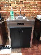 used portable sink ebay