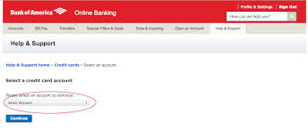 How to do a Balance Transfer with Bank of America