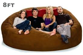 Bean Bag Sofa Or Sofas And Trendy Giant Chair Lounger
