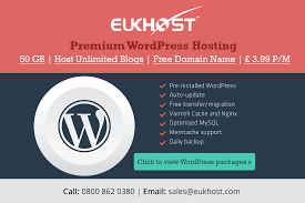 EUKhost Premium WordPress Hosting | 50 GB | Host Unlimited Blogs ... Wordpress Hosting Fast Reliable Lyrical Host 15 Very Faqs On Starting A Selfhosted Blog Best Shared For The Beginners Guide 10 Faest Woocommerce Wordpress Small Online Business Theme4press How To Install Manually Web In 2017 Top Comparison Reviews Eukhost Premium 50 Gb Unlimited Blogs 3 For 2016 Youtube Godaddy Managed Review Startup Wpexplorer Themes With Whmcs Integration 2018 20 Athemes
