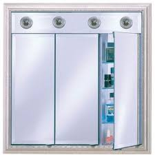 bathroom medicine cabinet with lights lighted medicine cabinets