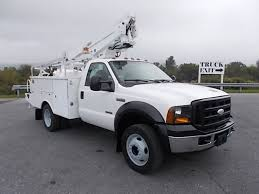 100 Bucket Trucks For Sale In Pa 2006 Ford F450 Bucket Boom Truck For Sale