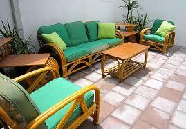 Enchanting Vintage Rattan Outdoor Furniture Wicker Nj 8 Person Patio