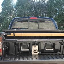 Nissan Frontier Bed Dimensions by Toyota Tacoma Decked Truck Bed Storage System