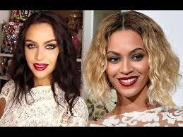 Youtube Carli Bybel Halloween by Beyonce Inspired Makeup U0026 Faux Bob Tutorial Youtube