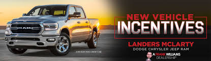 New Vehicle Incentives | Landers McLarty Dodge Chrysler Jeep Ram Auto Clearing Chrysler Dodge Jeep Ram Vehicles For Sale In 2019 1500 Lease Deals And Prices Page 8 Car Forums At Used Truck Dealership Cobleskill Cdjr Ny Ram Month Special Offers Brownfield Trucks History Springfield Mo Corwin St Louis Dave Sinclair Group New 2017 Near Lebanon Pa Robesonia Or Classic Tradesman 2d Standard Cab Yuba City 2018 Review Ratings Edmunds Ringgold Ga Mountain View 3500 Chassis Incentives Specials Wsau Wi Allnew Sportrebel Crew Indianapolis