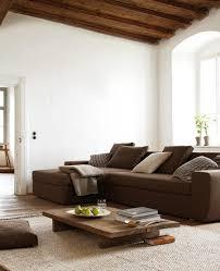 wohnzimmer einrichten braune wohnzimmer einrichten