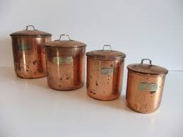 Wayfair Kitchen Canister Sets by Captivating 30 Copper Kitchen Canister Sets Inspiration Of Fine