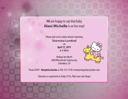 Baby Shower Cards Samples by Baby Shower Thank You For Gift Card Sample Thank You Cards Baby