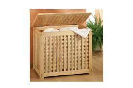 wäschekorb wäschesack und wäschesammler struktur und
