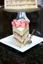 Brown Sugar Cookie Dough Layer Cake Kate s Sweets