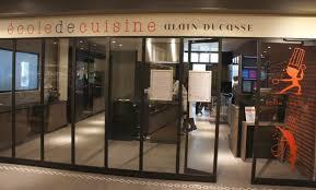 ecole cuisine ducasse ecole de cuisine alain ducasse top miele class at luecole de