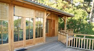 maison en bois cap ferret cuisine cap ferret la vigne maison en bois vue bassin proche de