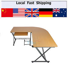 Modern Computer Desk L Shaped by L Shaped Pc Table Durable Computer Desk Modern Table Home Study