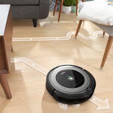 Roomba Hardwood Floor Mop by Roomba 690 Robot Vacuum Irobot
