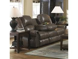 Catnapper Livingston Reclining Sofa with Drop Down Table and
