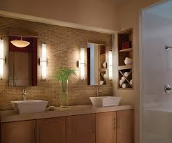 lighting modern bathroom light fixtures options beautiful wall
