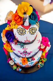 Mexican Wedding Cakes Look Unique And Attractive